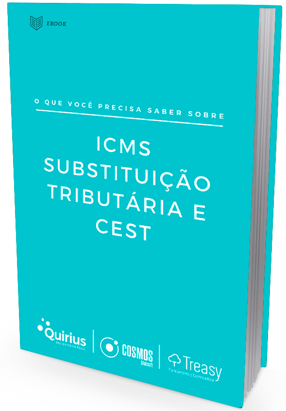 ICMS ST Cest