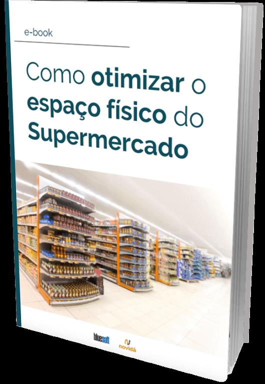Como otimizar o espaço físico do Supermercado!