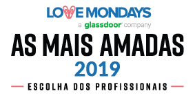 Prêmio LoveMondays 2019 Bluesoft