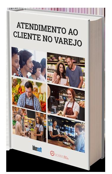 E-book: Atendimento ao Cliente no Varejo!